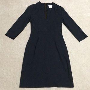 Kate Spade Black Long Sleeve Dress